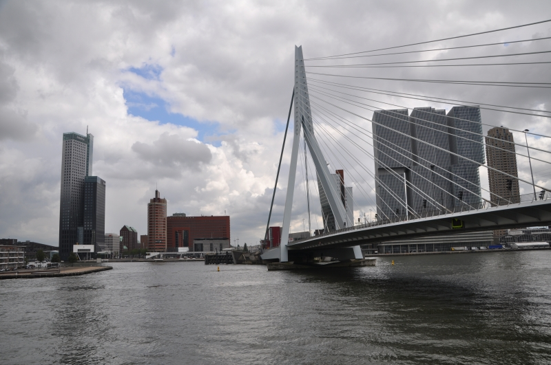 Manhattan an der Maas