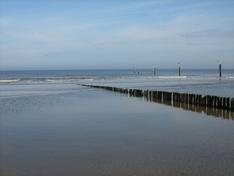 eine ruhige Nordsee