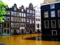 Wasserstraßen von Amsterdam